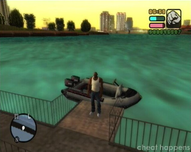 Grand Theft Auto Liberty City Stories Screenshot