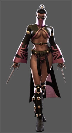 Video Game Crushes o.O - Page 2 Mileena
