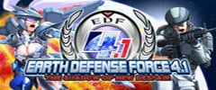 EARTH DEFENSE FORCE 4.1 The Shadow of New Despair Trainer