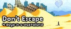 Don't Escape:  4 Days to SurviveTrainer