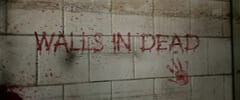 Walls in Dead Trainer