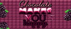 Chocolate makes you happy 5 Trainer