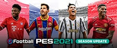 eFootball PES 2021 Season Update Trainer