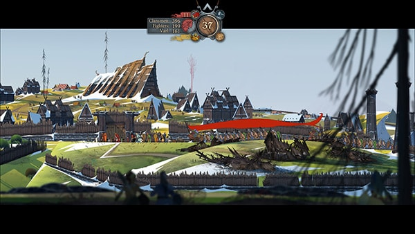 The Banner Saga 2 Review Screenshot