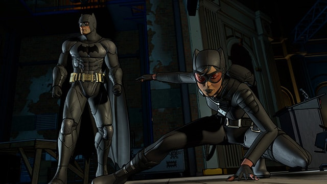 Batman The Telltale Series - Episode 1: Realm of Shadows Review Screenshot