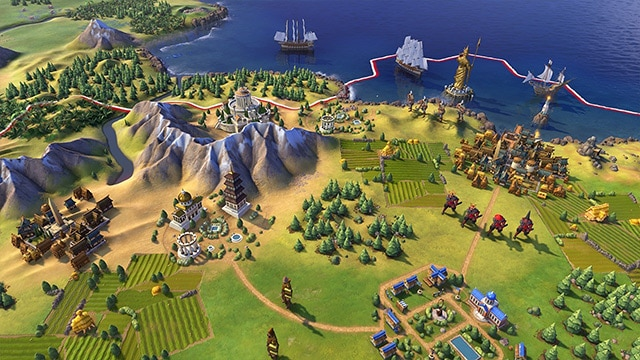 Civilization VI Review Screenshot