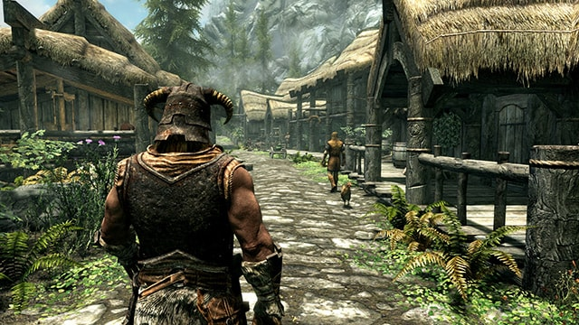 Elder Scrolls 5: Skyrim Special Edition Review Screenshot