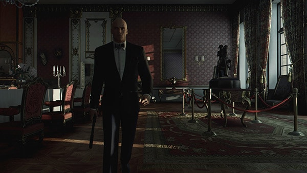 Hitman Review Screenshot