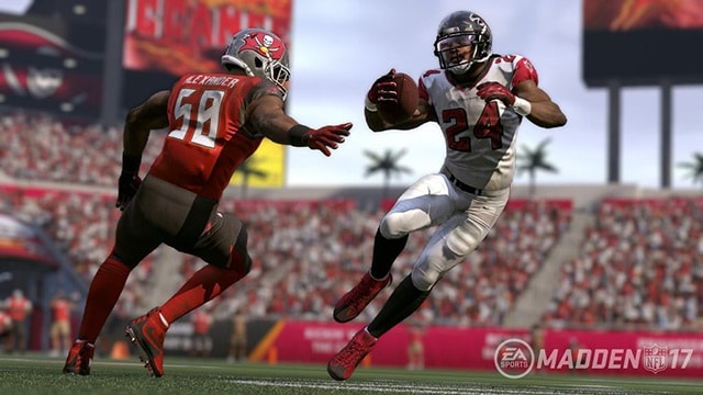 Madden NFL 17 Review Screenshot