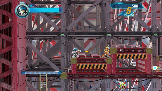 Mighty No. 9 Review Screenshot