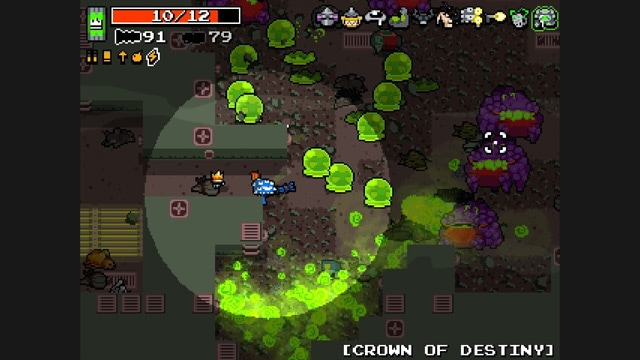 Nuclear Throne Review Screenshot