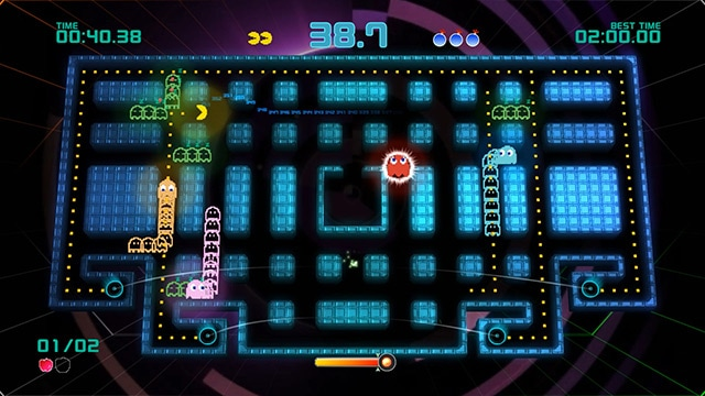 Pac-Man Championship Edition 2 Review Screenshot