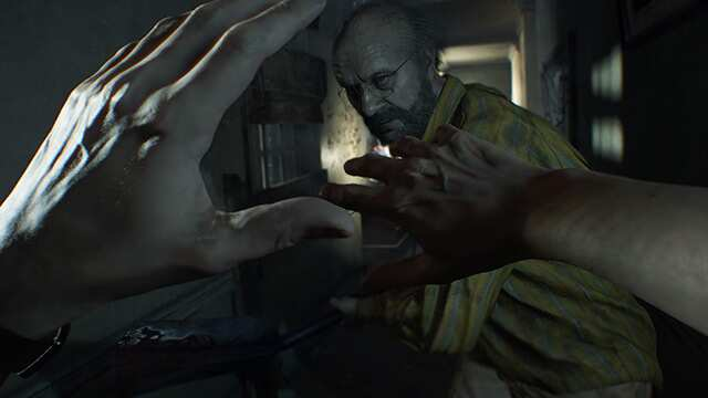 Resident Evil 7 Review Screenshot