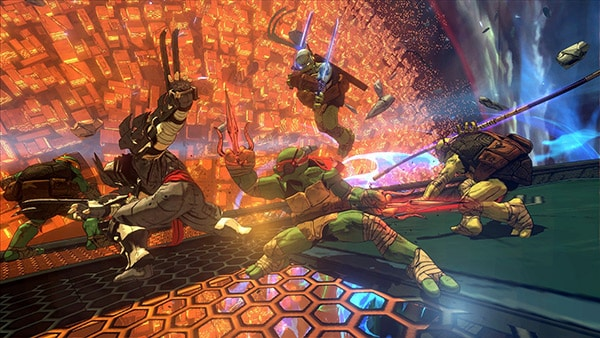 Teenage Mutant Ninja Turtles: Mutants in Manhattan Review Screenshot