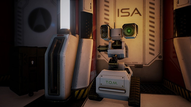 The Turing Test Review Screenshot