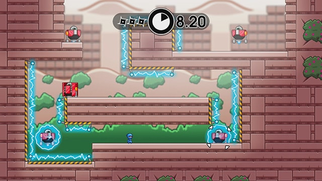 10 Second Ninja X Review Screenshot