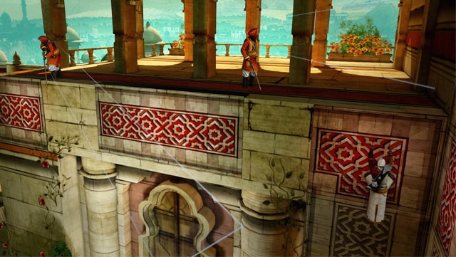 Assassin's Creed Chronicles:India Review Screenshot