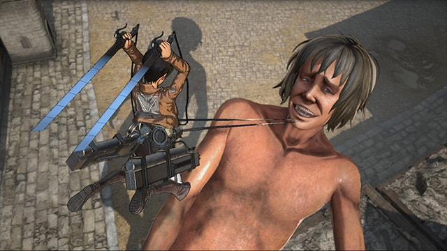 Attack on Titan Review Screenshot