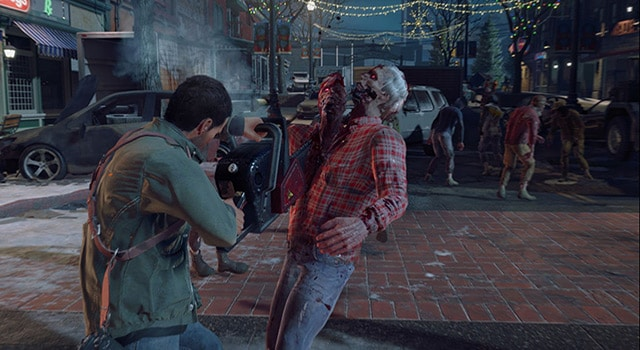 Dead Rising 4 Review Screenshot