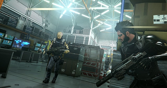 Deus Ex:  Mankind Divided Review Screenshot