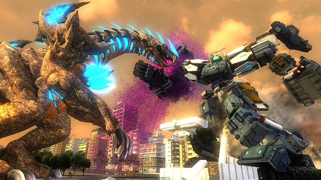 Earth Defense Force 4.1: The Shadow of New Despair Review Screenshot