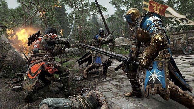 For Honor Review Screenshot