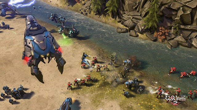 Halo Wars 2 Review Screenshot