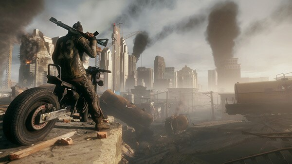 Homefront: The Revolution Review Screenshot