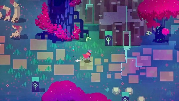 Hyper Light Drifter Review Screenshot