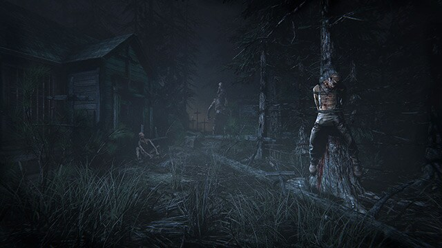 Outlast 2 Review Screenshot