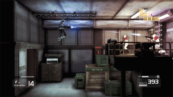 Shadow Complex Remastered Review Screenshot