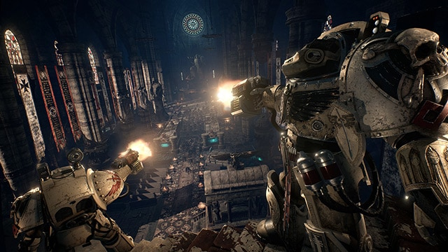 Space Hulk: Deathwing Review Screenshot