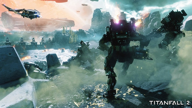 Titanfall 2 Review Screenshot