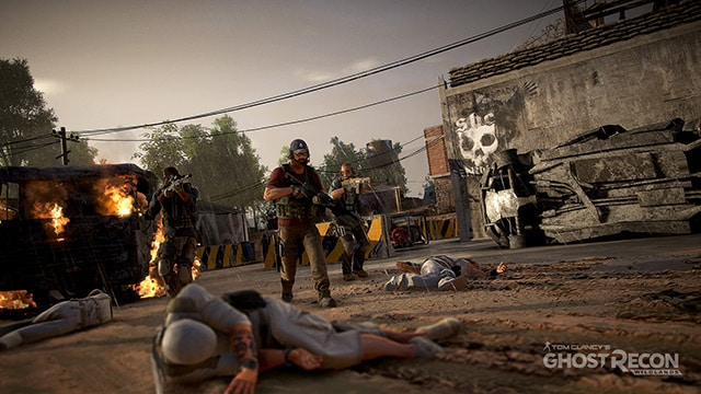 Tom Clancy's Ghost Recon: Wildlands Review Screenshot
