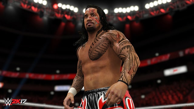 WWE 2K17 Review Screenshot