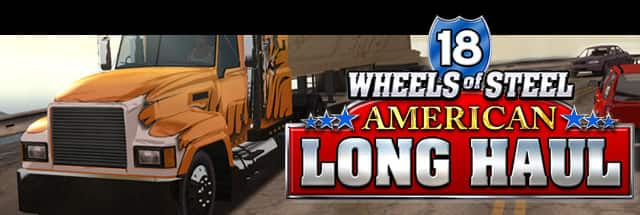 18 Wheels of Steel: American Long Haul Trainer