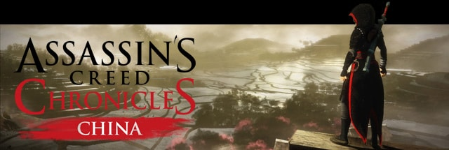 Assassin's Creed Chronicles: China Trainer