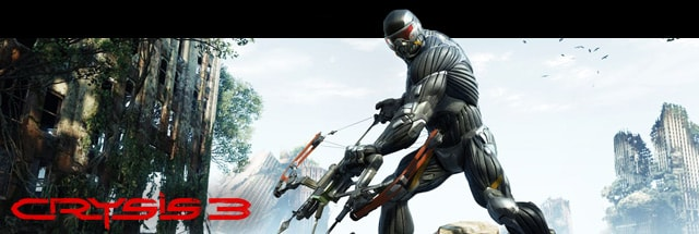 Crysis 3 Cheats and Codes for Playstation 3