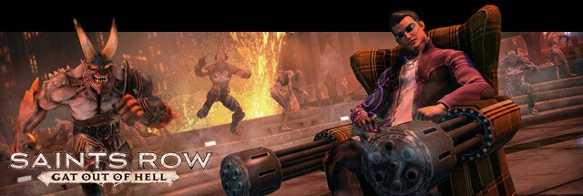 Saints Row: Gat out of Hell Trainer