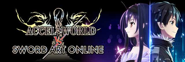 Accel World VS. Sword Art Online Deluxe Edition Trainer for PC