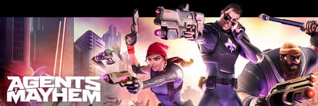Agents of Mayhem Trainer for PC