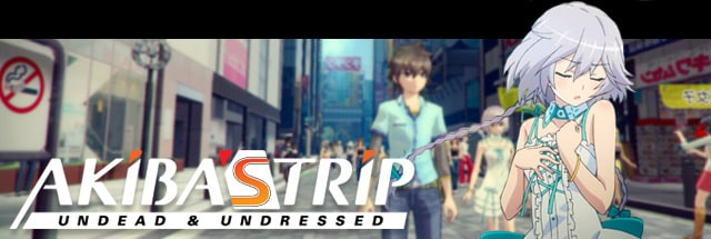 Akiba's Trip: Undead and Undressed Message Board for PC
