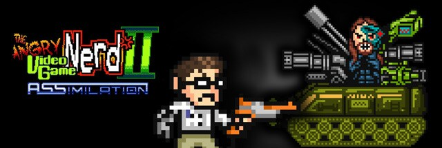 Angry Video Game Nerd II: ASSimilation! Trainer
