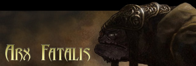 Arx Fatalis Message Board for PC