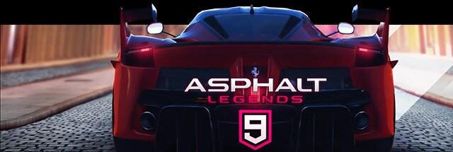 asphalt 9 trainer