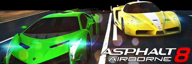 Asphalt 8 Trainer for PC