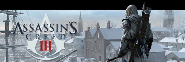 Assassin's Creed III Cheats, Codes for XBox 360
