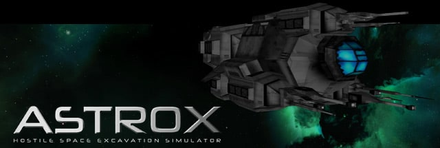 Astrox: Hostile Space Excavation Trainer for PC
