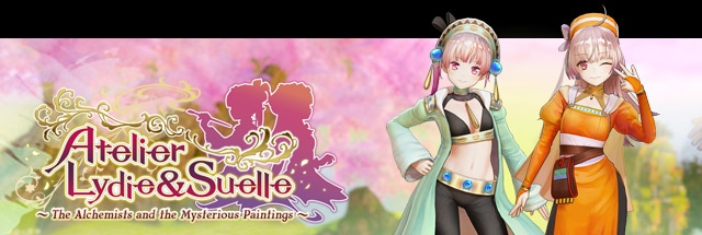 Atelier Lydie and Suelle Trainer