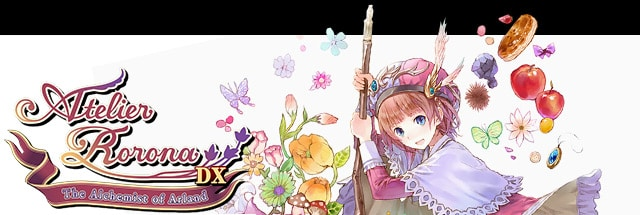 Atelier Rorona The Alchemist of Arland DX Trainer